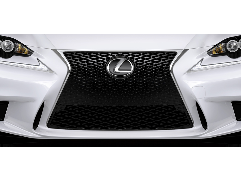 Новый Lexus IS 250 2013