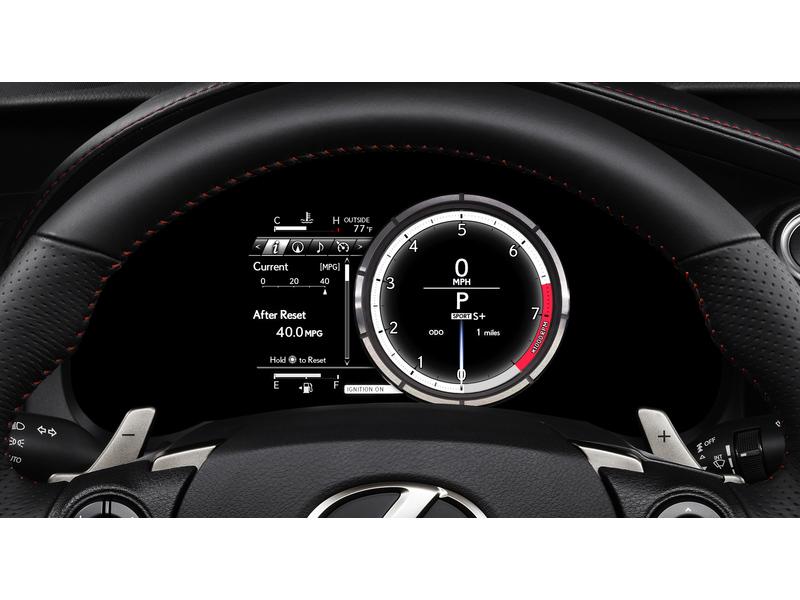 Новый Lexus IS 250 2013